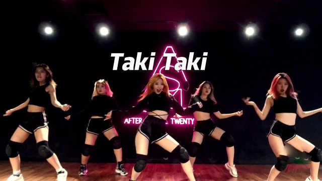 AS24翻跳《Taki Taki》