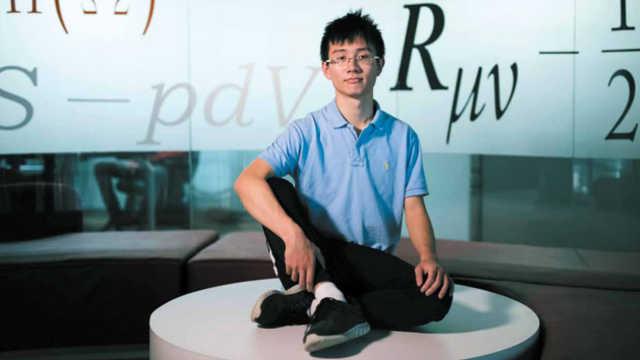 中国少年仅22岁,破解世界级难题!