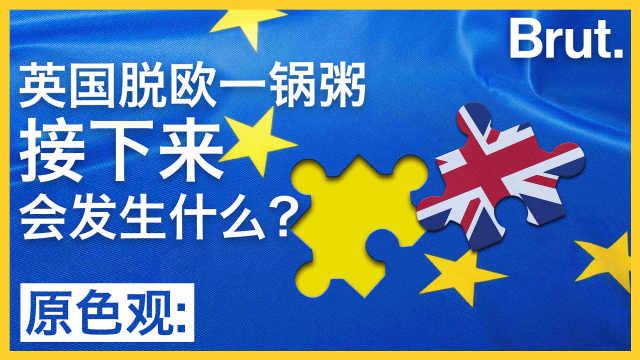 英国脱欧乱成一锅粥:将来会如何?