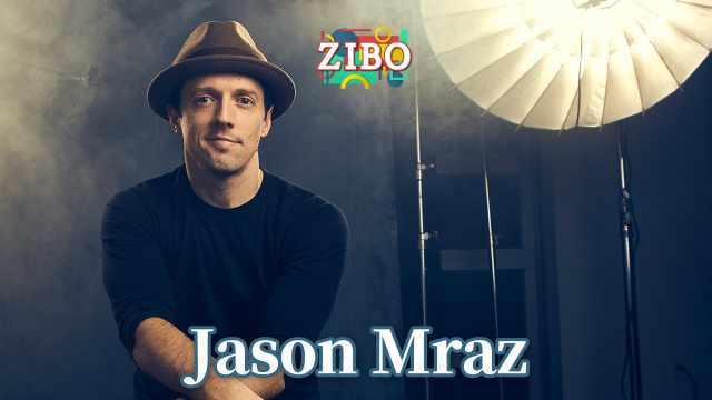 心中有陽光:Jason Mraz | ZIBO
