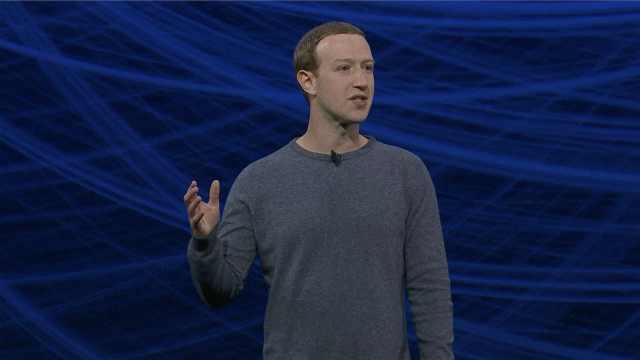 扎克伯格发布会演讲:未来属于隐私