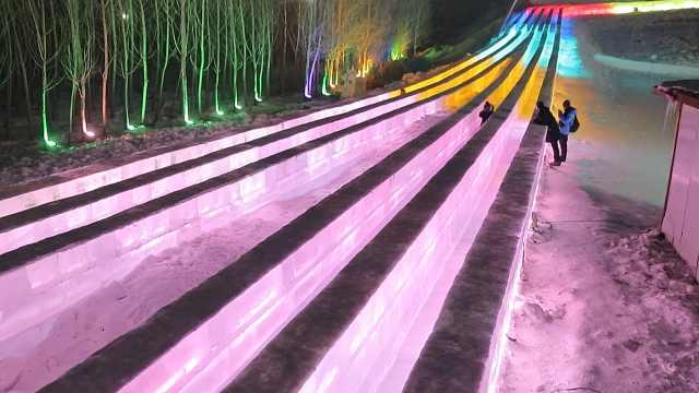 带你玩转哈尔滨冰雪大世界