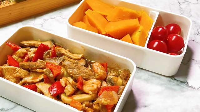 茄汁大杂烩,一锅炖出美味佳肴!