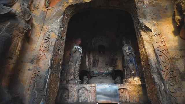 响堂山:不为人知的中国第五大石窟