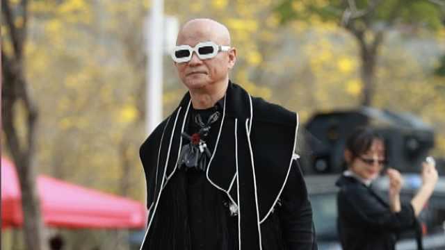 67岁大叔变潮男:少要老成,老要摩登