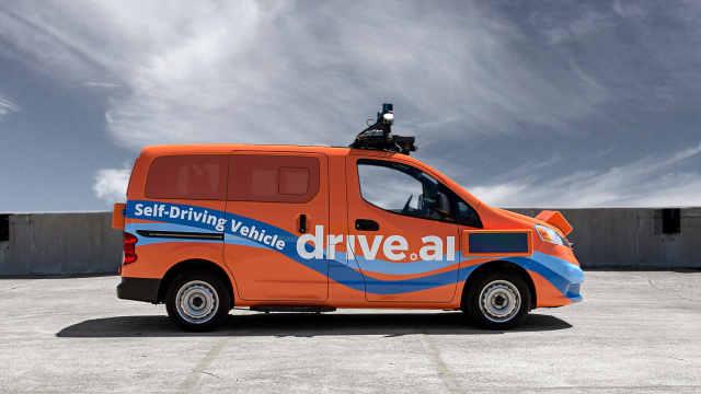 苹果收购自动驾驶企业Drive.ai