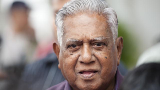 回顾92岁新加坡前总统纳丹一生