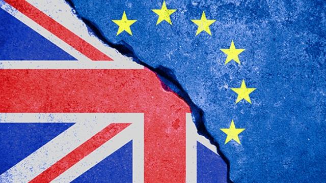 英国公投宣布脱离欧盟