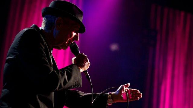 音乐诗人科恩去世,上月新专成绝唱
