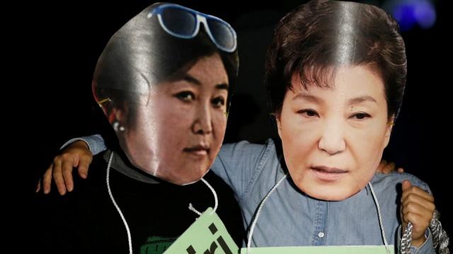 提线人回国,朴槿惠幕僚团队大换血