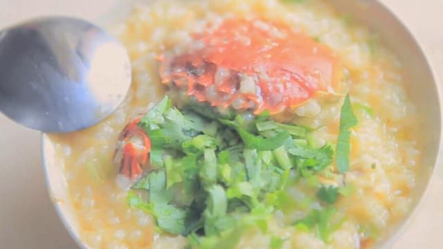 立冬,这一锅虾蟹粥让心里好满