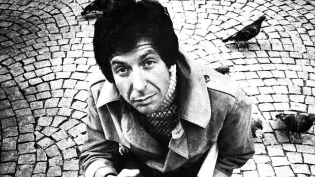 传奇艺术家科恩去世,享年82岁