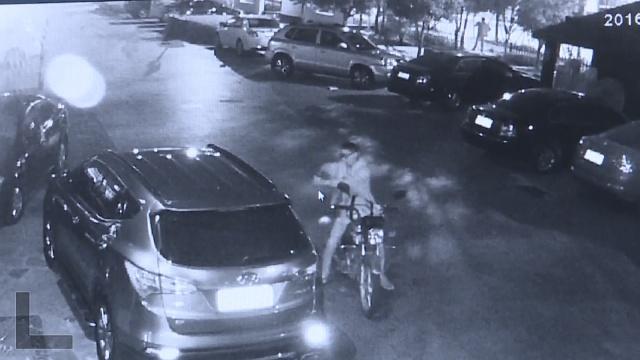 两男子为筹毒资用弹弓实施盗窃