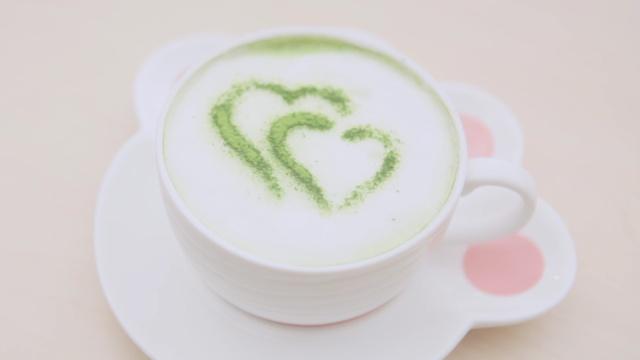 抹茶的3+3种有爱吃法