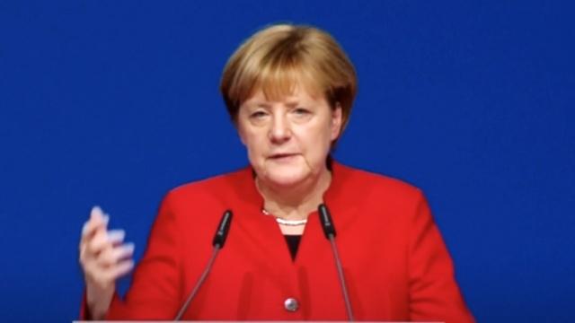 默克尔要在德国禁止全脸面纱