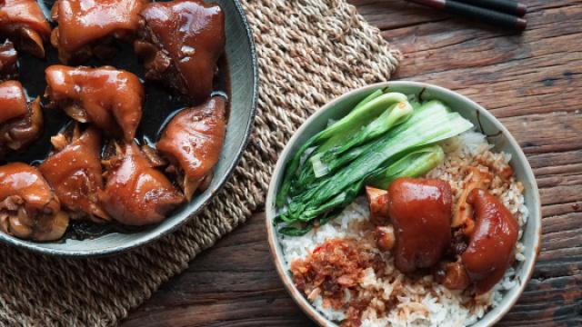 如何用电饭煲做出超好吃的肉?