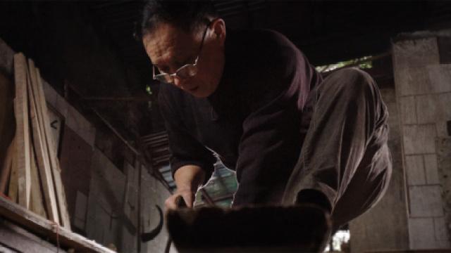 木与木的碰撞,惊艳千年的中国美