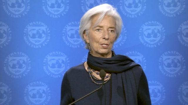 IMF总裁拉加德回应判决:不再起诉