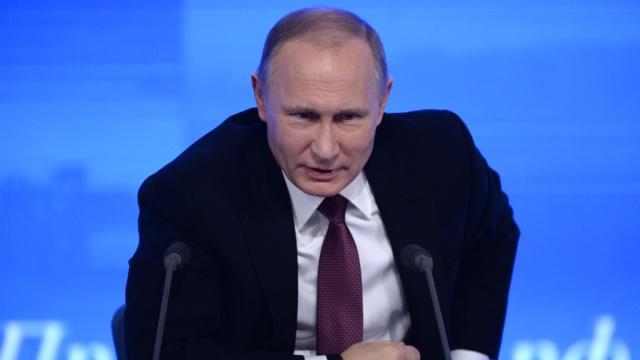 普京:俄罗斯的兴奋剂都是美国来的