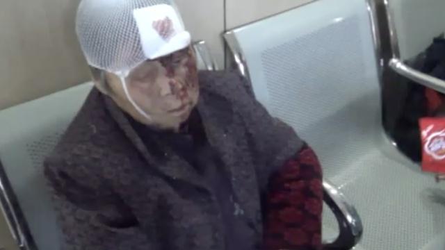 16岁女生夜救80岁老太,遭父亲教训