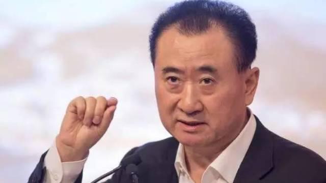 王健林谈经营: