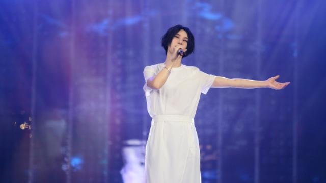 尚雯婕激情演唱《big up咆哮》