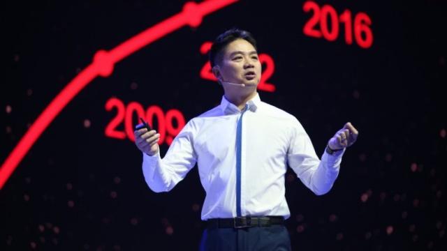 嘚瑟!刘强东:所有电商都会像京东