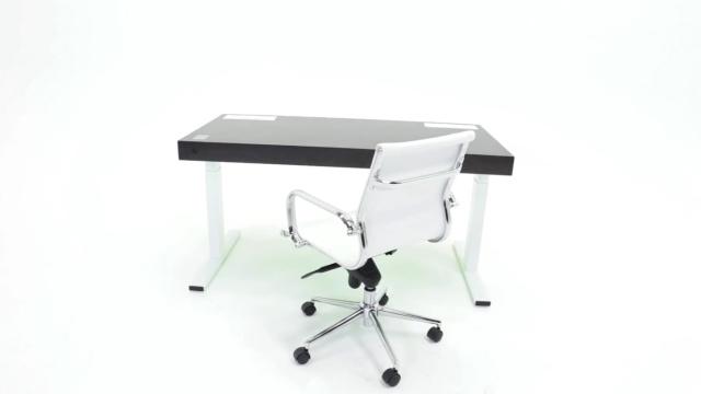 自动升降办公桌,让工作更健康
