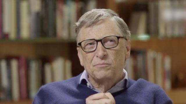 盖茨:我们的技术,不该只惠及富人