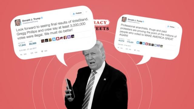 川普时代,美国阴谋论媒体走向主流