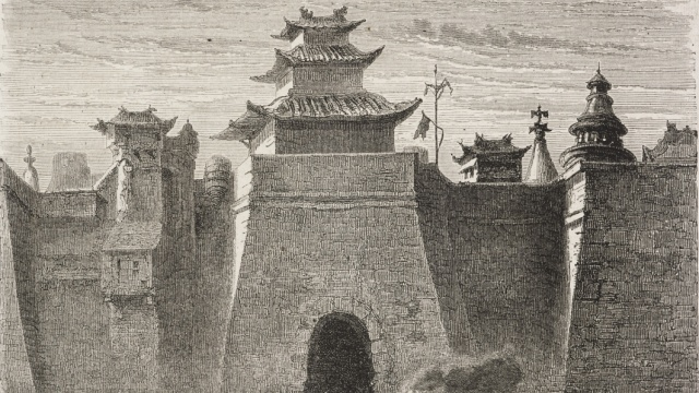 200秒看懂北京如何从边塞变首都