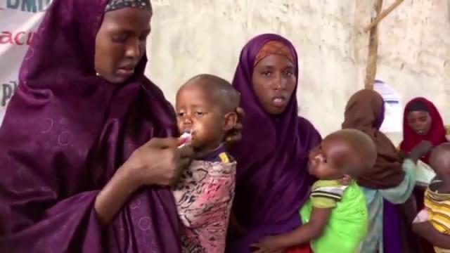 古特雷斯呼吁各方帮助四国应对饥荒