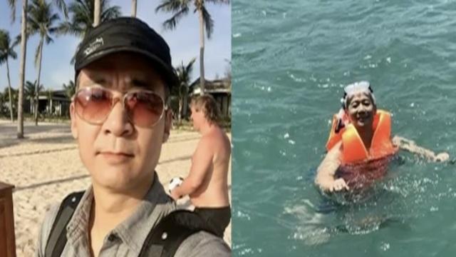 中国好汉在越南救起溺水韩国男孩