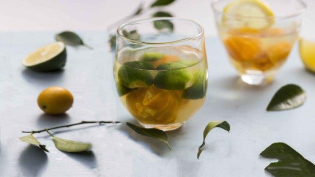 如何做金桔柠檬茶?清爽又去燥