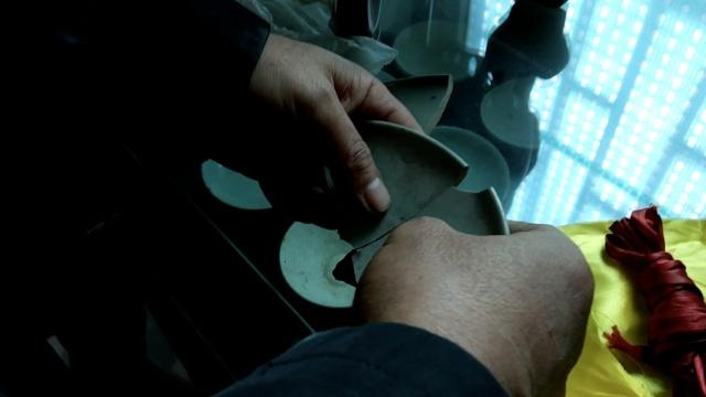 20年收集5吨古瓷片,大爷要办博物馆