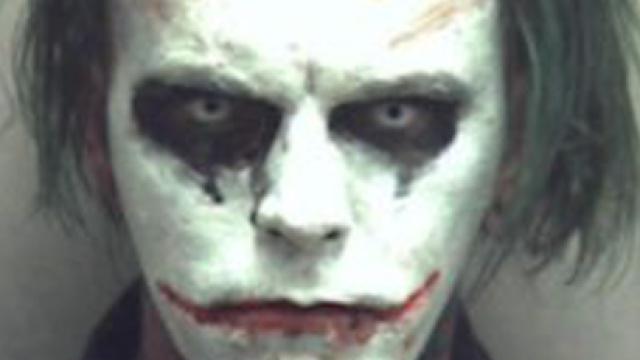 因扮成小丑,一男子恐面临5年监禁
