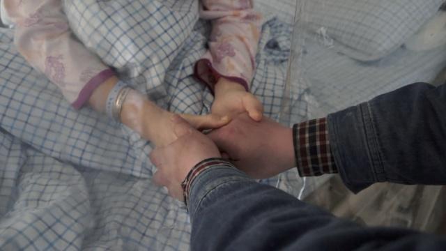 妻子患白血病,病床上为丈夫征婚