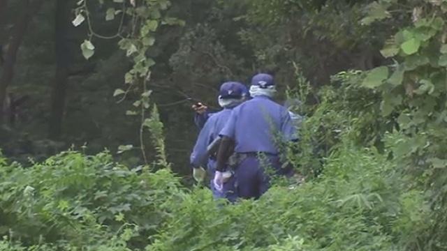 在日中国男子尸体现山林,4年前失踪
