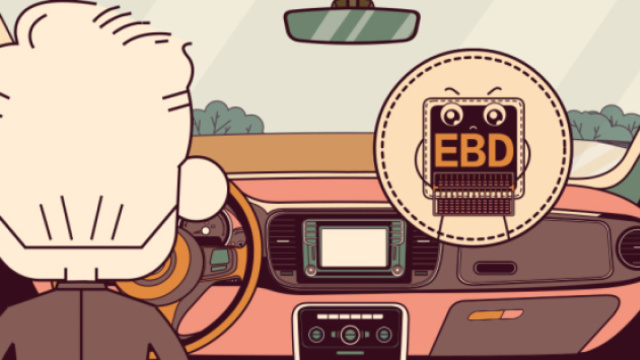 为啥说省了EBD的车企都是耍流氓?
