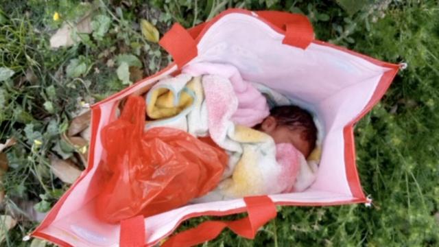 女婴遭弃,怀揣纸条:有不可告人苦衷