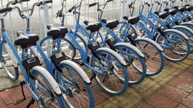 共享单车骑了不足1小时,计费41万