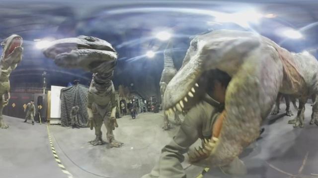 快跑!前方恐龙来袭,已有多人被咬