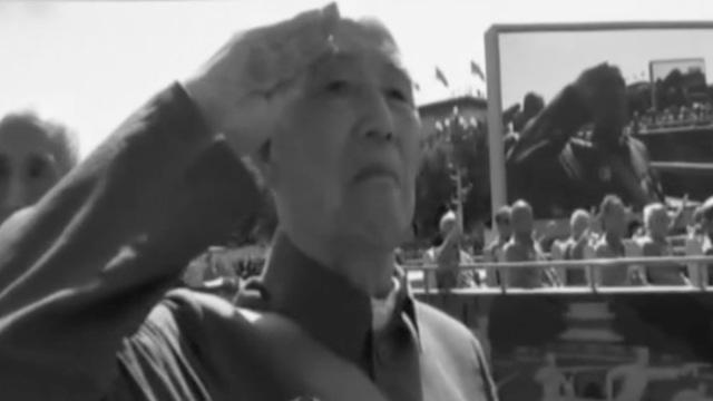 走好!抗战最年长老兵陈廷儒逝世