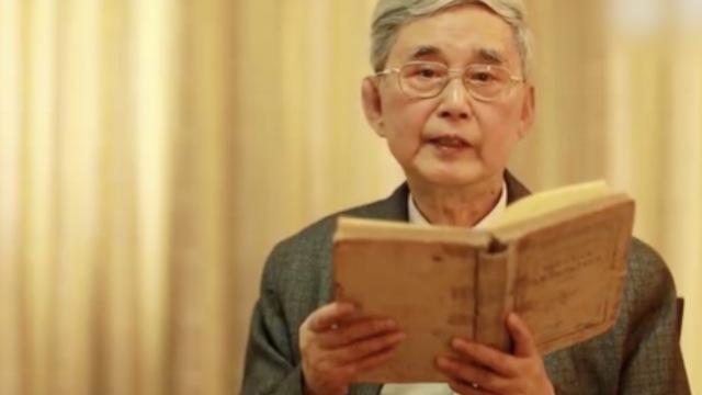 84岁教授读普希金情诗走红:没想到