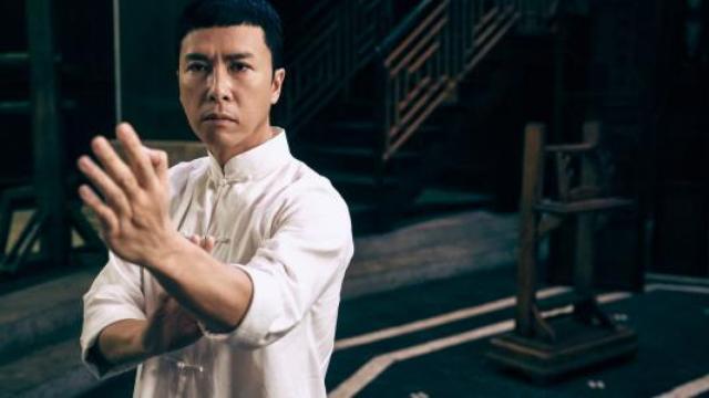 甄子丹:武术是科学,美化后成武侠