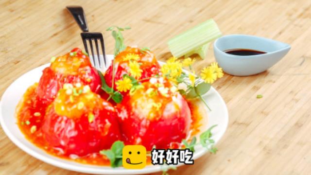 西红柿和土豆的美味新吃法!