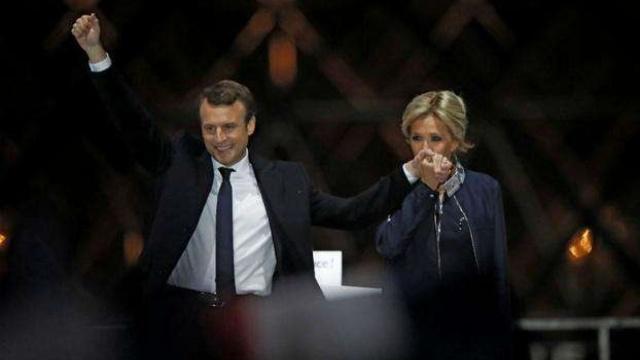 马克龙当选总统,法国车企个个笑了