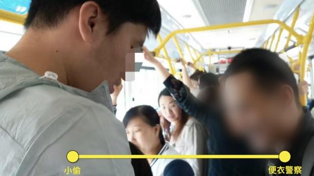 便衣挤公交抓小偷,被乘客怒怼