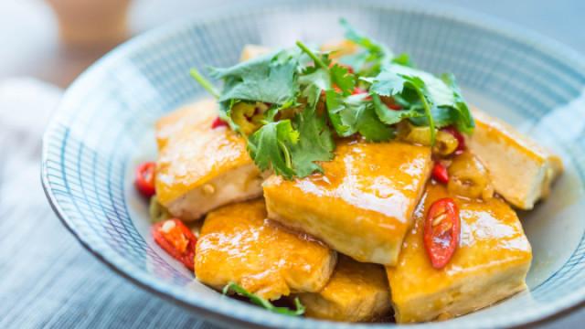 偷师学来的泡椒豆腐,好吃到舔盘!