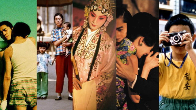 戛纳70年,中国电影也有过高光时刻